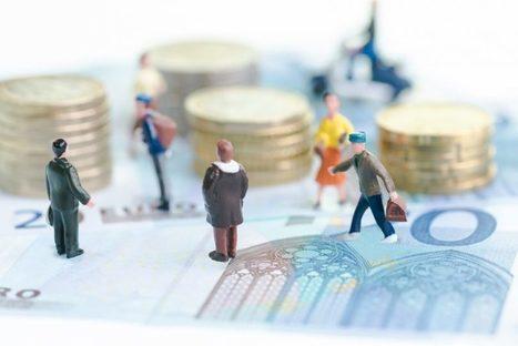 El sueldo medio de un español es un tercio menor que el de un alemán | Estos días me ha interesado ... | Scoop.it