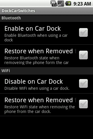 DockCarSwitches - AndroidMarket | Android Apps | Scoop.it