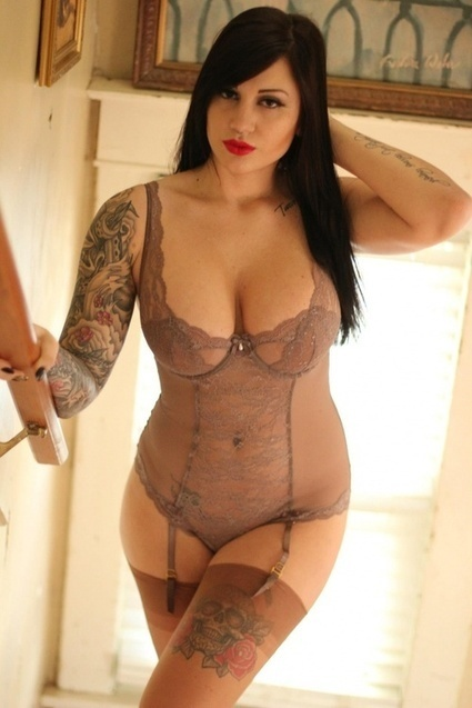 TubbyTattedCurls | Lingerie Love | Scoop.it