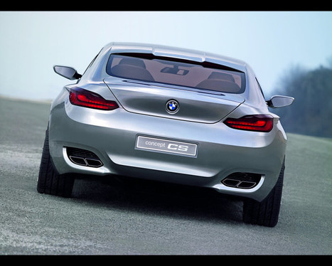 7 Years Later, BMW CS Concept Still Looks Amazing | A Drunk Designer | Scoop.it