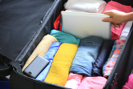 Top 5 Efficient and Space Saving Travel Packing Tips | Celebrities | Scoop.it