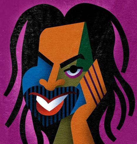 David Cowles Illustrations: Bobby McFerrin | Jazz Plus | Scoop.it