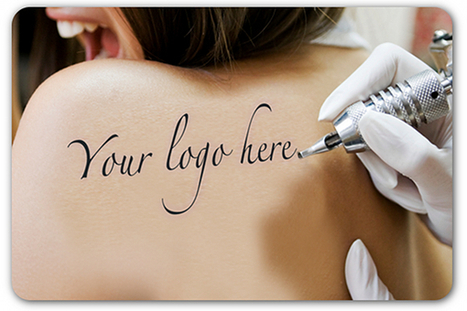 'Your ad here?' Marketers turn to tattoos | Tattoos & Body Art | Scoop.it