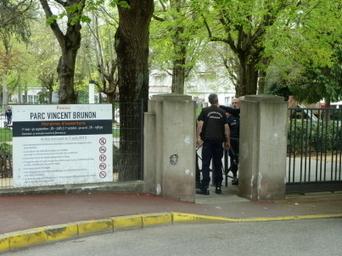 Firminy : un colis suspect dans un parc du centre-ville | Infos Filière Sécurité Le Marais Ste Thérèse | Scoop.it