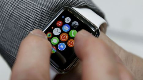 The $350 Apple Watch reportedly costs only $84 to manufacture | Nerd Vittles Daily Dump | Scoop.it