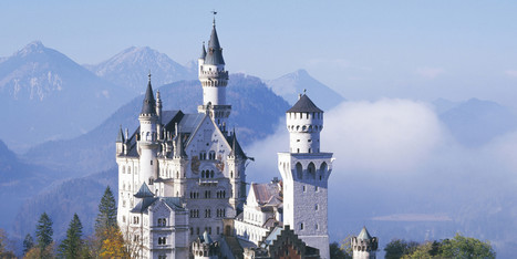 Bavaria's Neuschwanstein Castle Is A Fairy Tale Dream Come True - Huffington Post | Inspirational Photography to DHP | Scoop.it