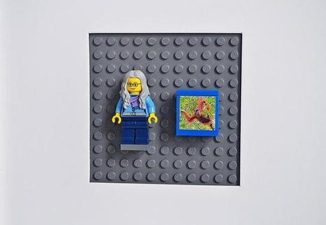Grace Hopper | 10 LEGO Mini-Figures of Real Life Science Heroes | Teaching with Technology | Scoop.it