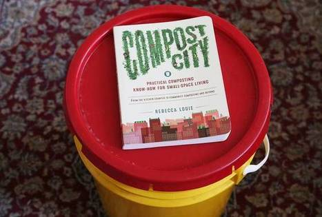 "I just started composting in my apartment and you can too (""it's simple & practical almost anywhere"") 