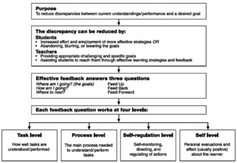 John Hattie & Helen Timperley: Visible Learning and Feedback - VISIBLE LEARNING | Outstanding Teaching | Scoop.it