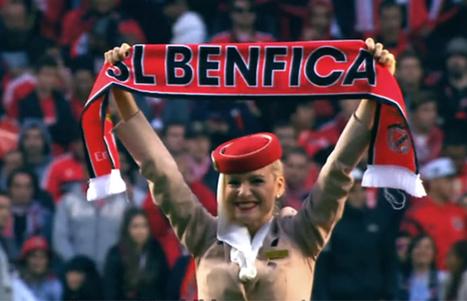 Fly Emirates met en scène son sponsoring avec le Benfica de ... - Sportsmarketing.fr (Communiqué de presse) (Blog) | Sponsoring et Mécénat supports d'événements | Scoop.it