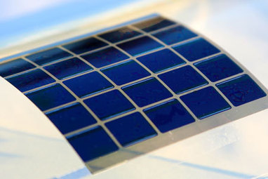 Novel organic solar cells | Digital-News on Scoop.it today | Scoop.it