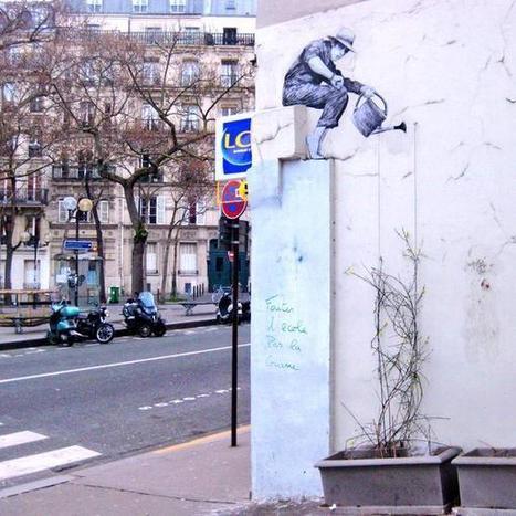 Faites l'école... Pas la guerre ! | Epic pics | Scoop.it