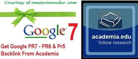 Get .edu Google Pagerank 7 Backlink Free | Omoscowonder | Scoop.it