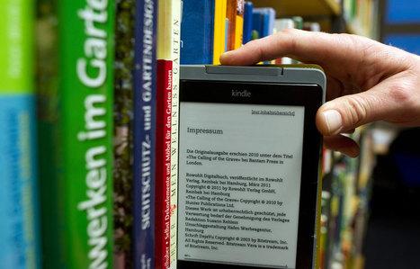 Salon du livre : par ici les nouveautés numériques - leJDD.fr | Editions dans la poche | Scoop.it