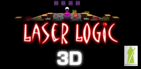 Laser Logic 3D - AndroidMarket   Android Apps   Scoop.it