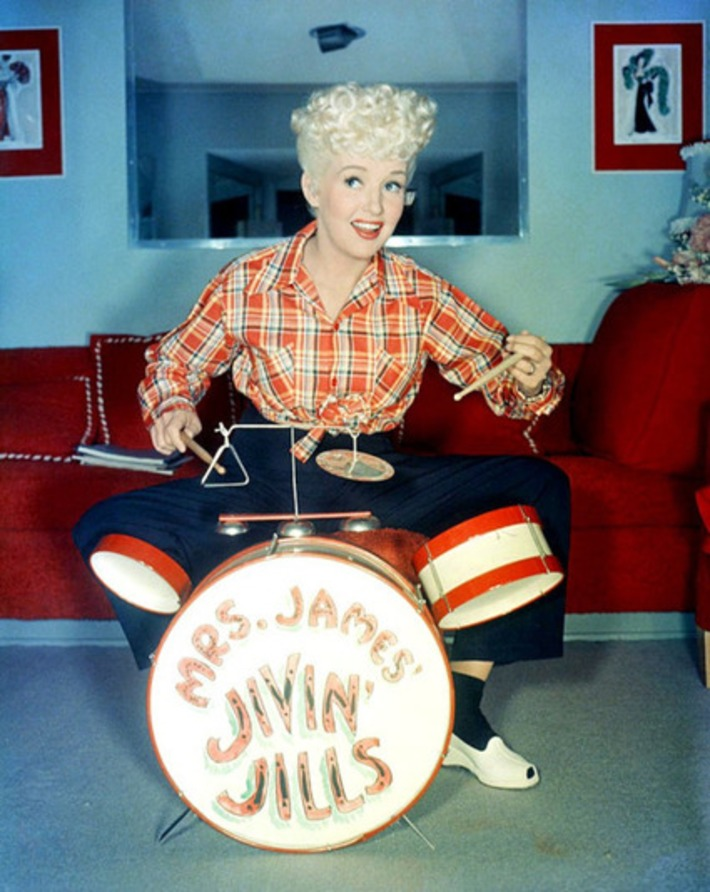Betty Grable | Kitsch | Scoop.it