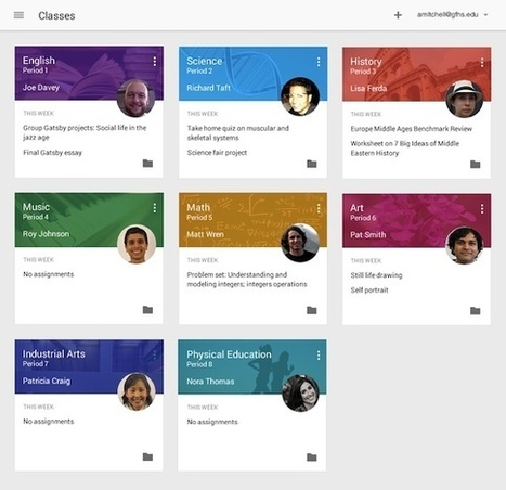 Google Developing Free LMS as Part of Apps for Education -- THE Journal | eLearning News Update | Scoop.it