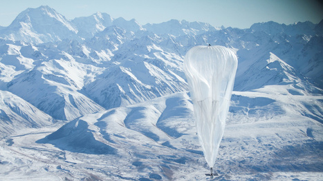 Google Wants to Use Balloons to Cover the World in Wi-Fi   Metatataggsolutions-blog   Scoop.it