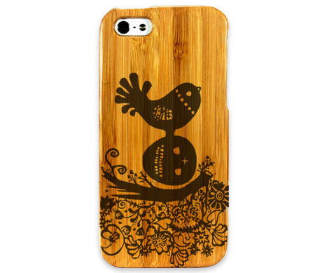 iPhone Wooden Cases To Secure Your Valuable Smartphone From Damage | iphone 4 bamboo wood case | Scoop.it