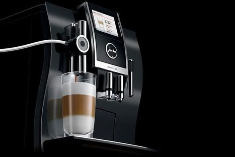 Jura coffee machines: espresso at the touch of a button!   Winning ...   Curating Mode !   Scoop.it