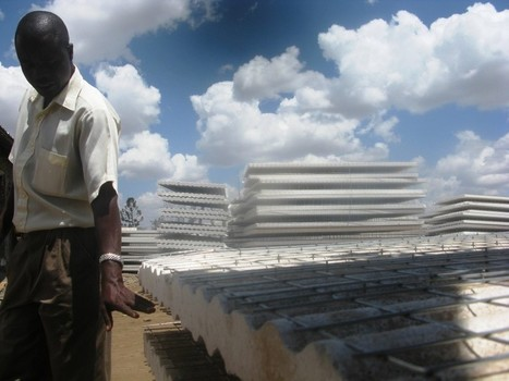 Polystyrene homes aim to take pressure off Kenya's forests | Sustain Our Earth | Scoop.it