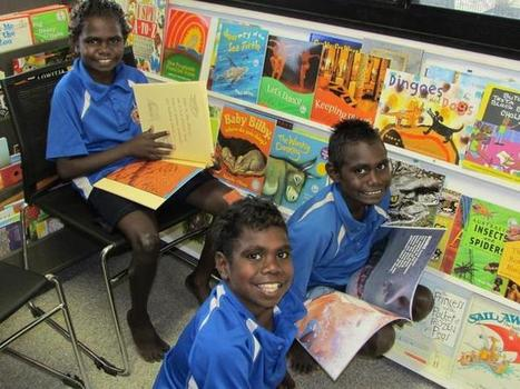 KICK ON for LITERACY: Anita Heiss and friends' fundraising mission | AboriginalLinks LiensAutochtones | Scoop.it
