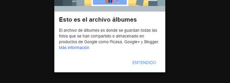 Encuentra todas las fotos que Google tiene de ti - El Androide Libre | Tasques escolars | Scoop.it