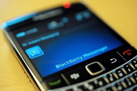 Blackberry explica que los fallos en sus móviles se deben a un 'atasco de datos' | Navegante | elmundo.es | vías de comunicación | Scoop.it