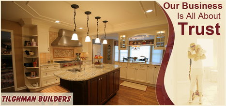 Kitchen Remodeling Contractor in Bucks County | Tilghman | Scoop.it