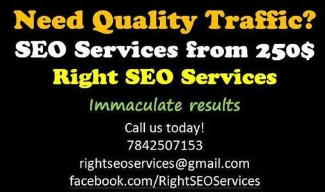 Right SEO Services   Performance Based SEO Services   Scoop.it