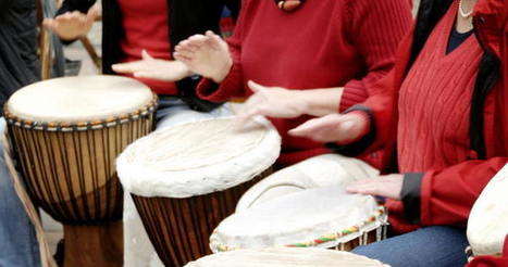 Drumming and Brainwaves and Creativity | Developing Creativity | Scoop.it