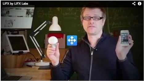 Lifx propose des ampoules intelligentes | Des prototypes et des idées en herbe | Scoop.it