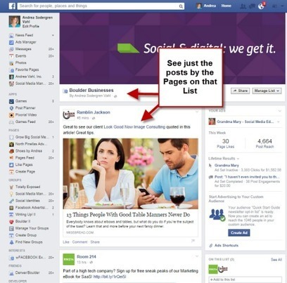 How to Research Your Competition on Facebook | | Digital Brand Marketing | Scoop.it
