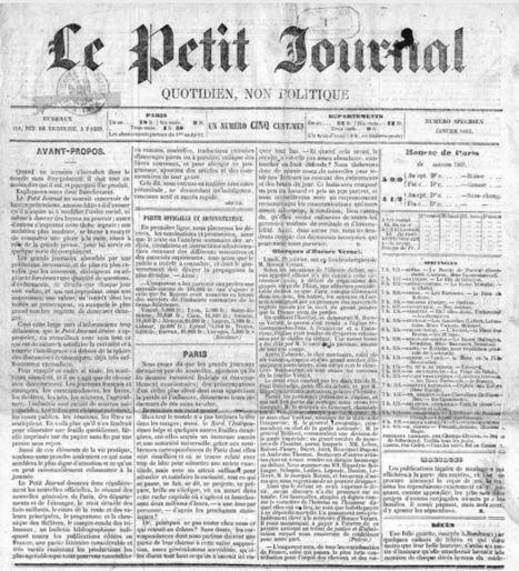 La presse locale ancienne | E-Tourisme et E-candidatures ! | Scoop.it