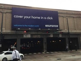 Why Esurance Quickly Took Down This Billboard, Even Though It Looks Fine | Scott's Linkorama | Scoop.it