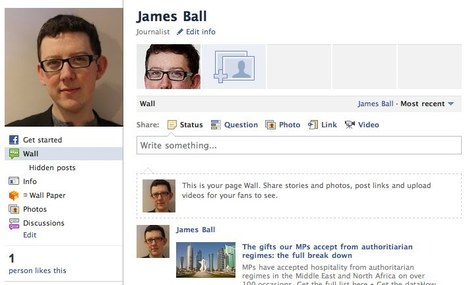 How to Create a Facebook News Feed for Journalists | Mobile Journalism Apps | Scoop.it