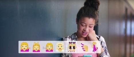 Selon Always, les emojis sont sexistes | réseaux sociaux | Scoop.it