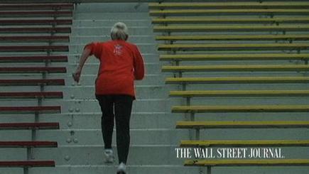 81-Year-Old Marathoner Amps Up Workout | endurance coaching | Scoop.it