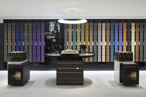 Nespresso ouvre une boutique connectée au CNIT-La Défense à Paris | store digitalization | Scoop.it