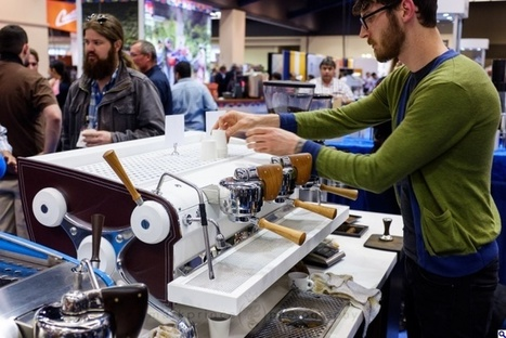 Slayer Booth and Slayer One Group - SCAA 2014 Show Report | Coffee News | Scoop.it