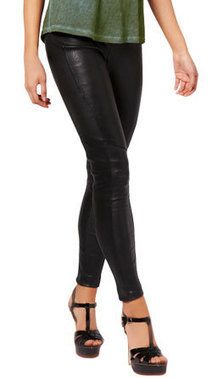 Buy classy skin tight leather pant with zipped ankle | Leatherfads | Scoop.it