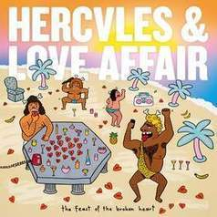 """Hercules & Love Affair Invite America to """"THE FEAST OF THE BROKEN HEART"""" on May 26th 