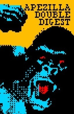 Analog Medium: Teletext Art | ASCII Art | Scoop.it
