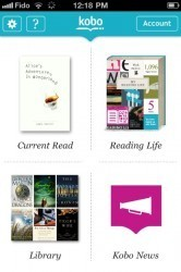 Kobo for iOS Updated – Still Hamstrung by Apple's Rules | Public Library Circulation | Scoop.it