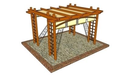 Pergola building plans   Farming   Scoop.it