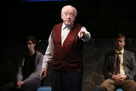 Port Authority, by Conor McPherson, with Billy Carter, Peter Maloney & James Russell, by the Irish Repertory Theatre, New York - New York Arts | The Irish Literary Times | Scoop.it