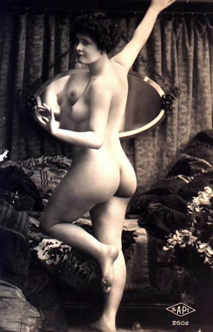 Vintage Spanking Erotica | vintage nudes | Scoop.it
