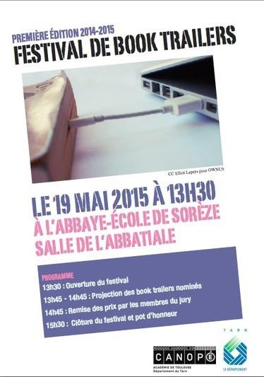 Réaliser un booktrailer | Séances | Scoop.it