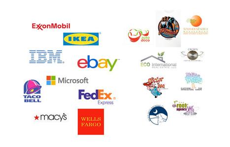 Loghi pubblicitari per la tua azienda: 4 regole essenziali per un logo efficace | Off-line Communication | Scoop.it