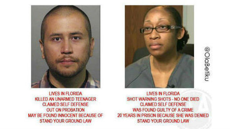 'Stand Your Ground' Did Not Work For Black Florida Mom: Marissa Alexander Is Serving A 20 Prison Sentence | BLACK CENTRAL™ | Parental Responsibility | Scoop.it